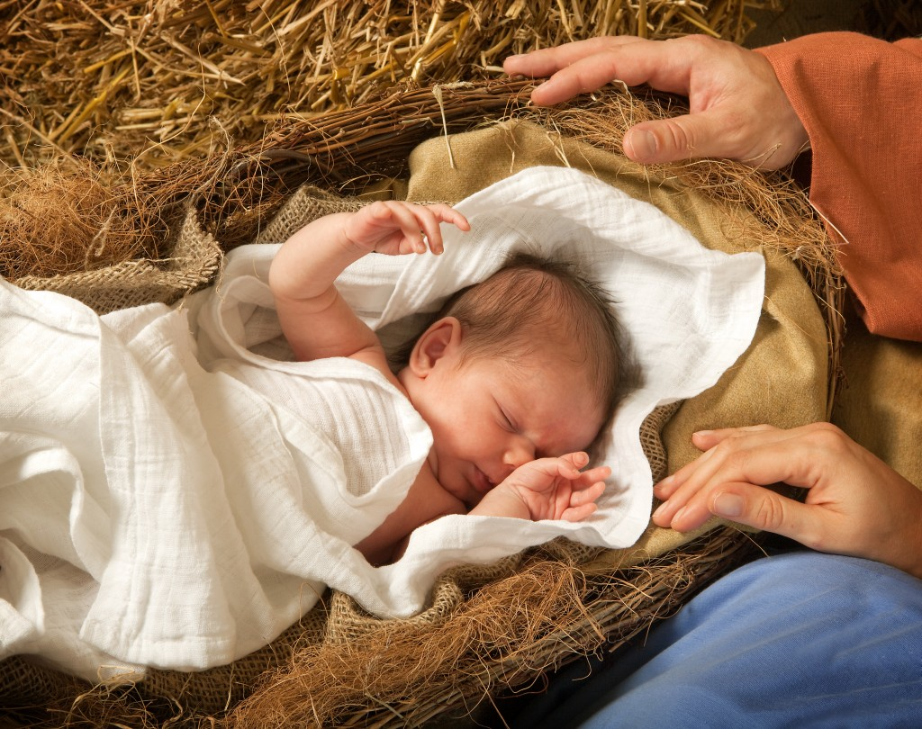 bigstock-Christ-Is-Born-6050480