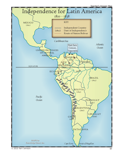 history of Latin America Events & Facts Britannicacom
