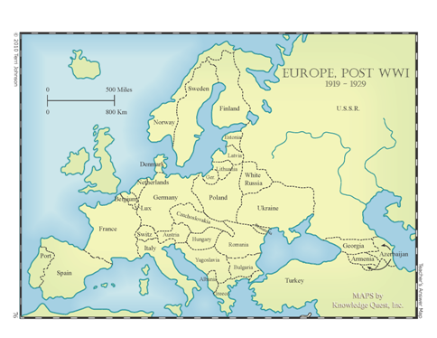 MapCenter-EuropePostWWI2med
